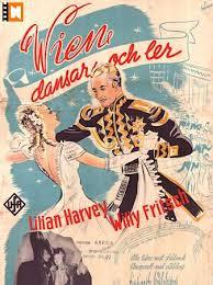 Wien dansar och ler